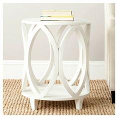 Janika Side Table - Safavieh Furniture on Joss & Main