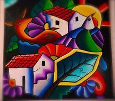 El Salvador-Art