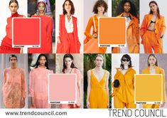 Trend Council : Spring/Summer 2022 Key Color Report - Trends (#1278575) Trend Council, Spring Summer Trends, Spring Fashion Trends, Spring Summer Fashion, Parfait, Fashion Colours, Colorful Fashion, Blue And Green, Fashion Forecasting