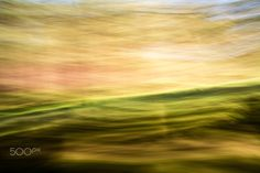 Colors of Nature - Photography of Nature with long exposure and movement.