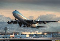 Korean Air Cargo Boeing 747-400F (HL7601) - photo by Angelo Bufalino