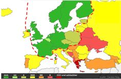 Economic Geography, Euro, Content, Map, Maps