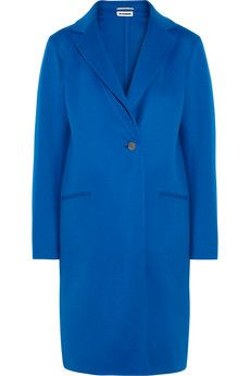 Jil Sander Riverton cashmere coat | NET-A-PORTER