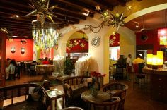 Home Decoration Accessories Ltd Product Mexican Restaurant Design, Restaurant Interior Design, Mexican Restaurants, Restaurant Ideas, Cabo San Lucas, Dark Interiors, Colorful Interiors, Los Cabos Baja California, Spanish Style Decor