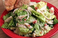 Delicious Italian salad. Got to try this!