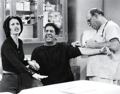 Monica & Ross