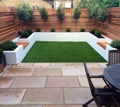 Modern garden Boxes - 39 Modern Garden makeover to Improve Your Garden... #Moderngarden #Boxes