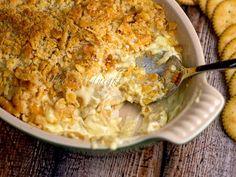 Creamy Chicken Ritz Casserole