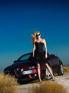 Women & Alfas - Page 263 - Alfa Romeo Bulletin Board & Forums
