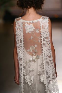The Gilded Age - Claire Pettibone's 2016 Collection of Bridal Gowns | Love My Dress® UK Wedding Blog