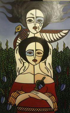 Angel of Sorrow by Yellem Barzaga