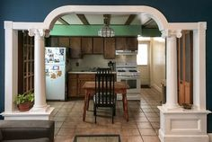 100 year old home gets a 3 Day Kitchen Makeover for less than $5K!