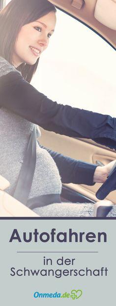 Autofahren in der Schwangerschaft: Darauf solltest du achten! (Bildquelle: istock)