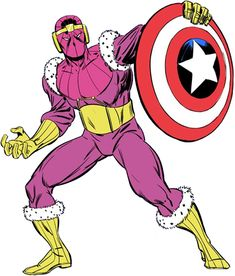 Baron Zemo, Captain America and Avengers enemy