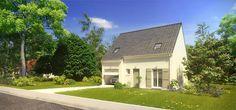 - Modèle : Noir Jaspée / 4 chambres / 092m² - Cette maison agréable à vivre est idéale pour un premier achat, grâce à son aménagement fonctionnel et son excellent rapport qualité-prix. #maison #maisons #home #frenchhouse #construction #maisonspierre