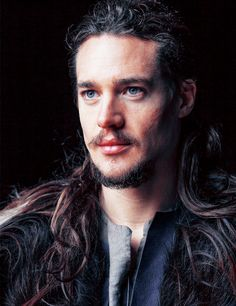 Alexander Dreymond The Last Kingdom