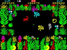 ZX Spectrum Sabre Wulf. Another classic from Ultimate For The Lastest Games At The Best Prices Try Here multicitygames.com