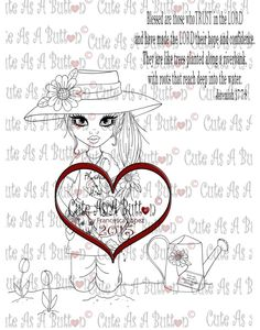 DigDigital Digi Stamp Cute As A Button Stamps Art/Crafts by Francesca Lopez #cardmaking #art #artwork #drawing #digi #digistamp #craft #card #cards #copic #lineart #drawing #coloring #illustratedfaith #faithart #biblejournal #biblejournaling #jesus #faith #school #work #bookmarks #bible #winter #holidays  #christmas #anime #manga #summer #fantasy #sewing #love #wedding #fall #autumn #spring http://cute-as-a-button-stamps.myshopify.com
