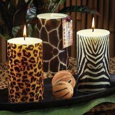 velas safari