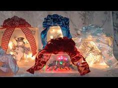 DIY Glass block craft ideas - YouTube