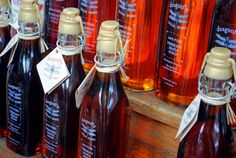 8. The absolute best maple syrup you will ever taste