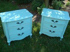 Love redoing furniture!