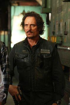 """Papa's Goods"" Episode 713 Kim Coates as Tig Trager                                                                                                                                                                                 Mais"