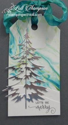 Day Twelve - Twelve Tags of Christmas
