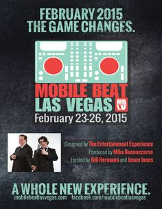 Have you liked the new Mobile Beat Las Vegas page yet?? If so, click on over to www.facebook.com/mobilebeatlasvegas and click like! You won't want to miss the big announcement tomorrow!