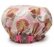 Lazie Dazie Shower Cap the preface Christmas Gift Stocking stuffer http://bluegiraffeboutique.com/categories/accessories/shower-caps-spa-hair-bands.html
