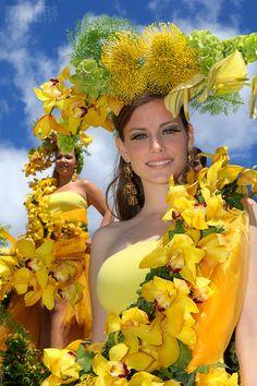 Madeira Flower Festival by Hugo Reis. #madeira #secretmadeira
