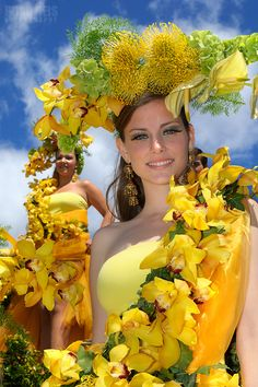 Festa da flor, Madeira, Portugal