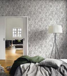 Rasch Wallpaper   Factory Marble Deep Grey   446821