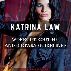 Katrina Law Workout Routine and Diet Plan: Train like Nyssa al Ghul Workout Routines For Women, Gym Routine, Fit Board Workouts, Fun Workouts, Body Workouts, Body Pump Workout, Victoria Secret Workout, Spartacus Workout, Al Ghul