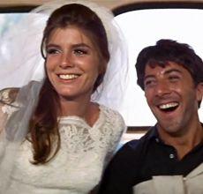 Risultati immagini per il laureato film 1967