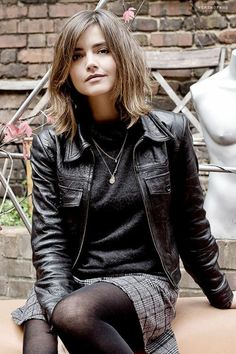 Goddess Jenna Coleman : Photo