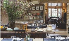 The Wild Rabbit: 'The pub itself is as ravishing as its surroundings.' Photograph: Andrew Fox for the Guardian