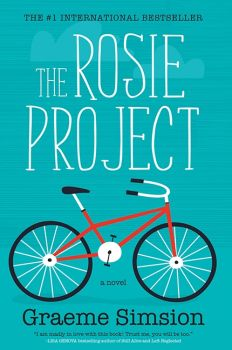MomsReading 5 star Book Review: The Rosie Project by Graeme Simsion