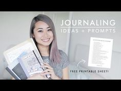 Journaling Ideas + Prompts