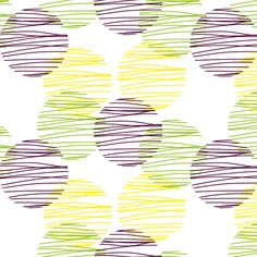 tapeta CIRCLES STRIPES detail
