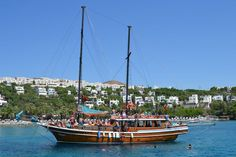 Turgutreis, Turkey. Love it! Mein Land, Wonderful Places, Sailing Ships, My Dream, Places Ive Been, Have Fun, Boat, Earth, Dreams