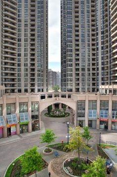 15 Northtown Way in North York Toronto North York, Guest Suite, Property Listing, Open Concept, Condominium, Toronto, Bbq, Multi Story Building, Floor Plans
