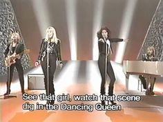 Abba  Dancing queen 1978 (+playlist)