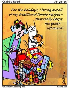 Maxine Thanksgiving Cartoons - Bing Images