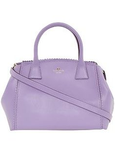 Adorable purple bag...Kate Spade New York Palm Springs Sloan | Piperlime