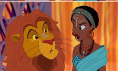 Disney princess for our african daughters to relate to