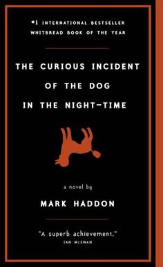 The Curious Incident of the Dog in the Night-Time by Mark Haddon. An excellent read. I highly recommend for all.