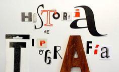 historia de la tipografia