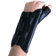 It's very hard to type with a thumb spica brace so sorry if I spell something wrong ugh