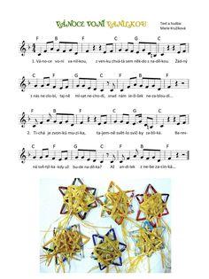 Advent, Sheet Music, Kindergarten, Songs, Christmas, Preschool Winter, Manualidades, Xmas, Kindergartens